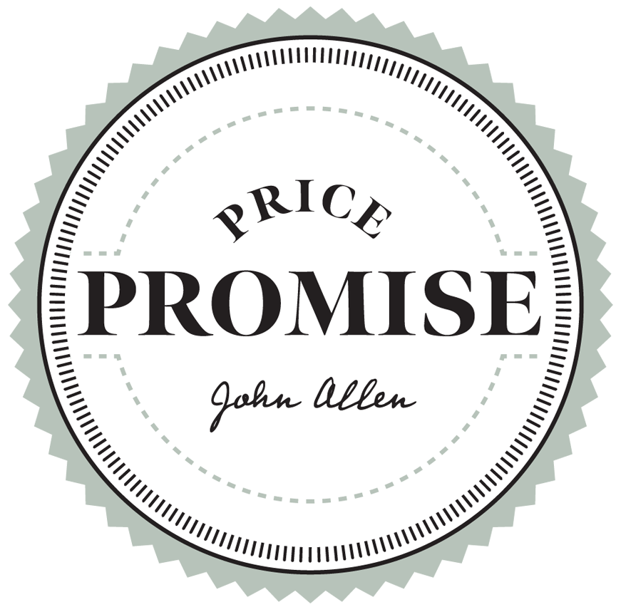 Brown Haven Price Promise